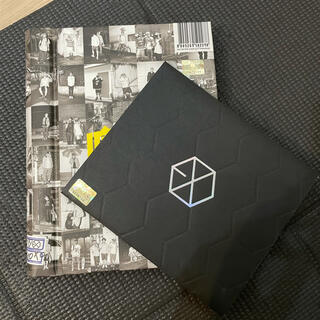 エクソ(EXO)のEXO ウルロン MAMA アルバム CD(K-POP/アジア)