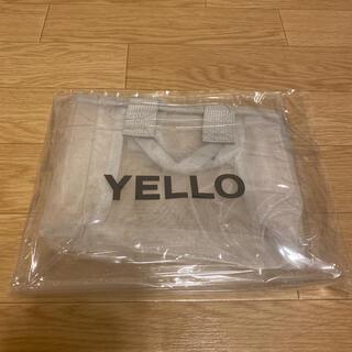 YELLO ノベルティバッグ
