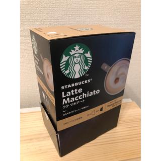 スターバックスコーヒー(Starbucks Coffee)のネスカフェ ドルチェグスト 専用カプセル スタバ ラテ dolce gusto(コーヒー)