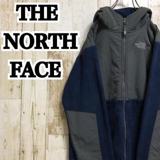 THE NORTH FACE - 【ノースフェイス】【ワンポイント】【ロゴ刺繍】【フリース】【デナリジャケット】