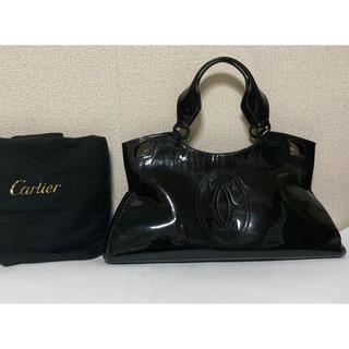 Cartier - カルティエ マルチェロ ドゥ エナメル ハンドバッグ Cartier