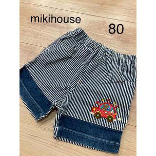 ミキハウス(mikihouse)のミキハウス 半ズボン 80(パンツ)