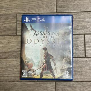 PlayStation4 - ASSASSINS CREED ODYSSEY アサクリオデッセイ