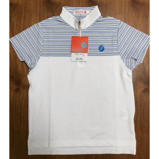 パラディーゾ(Paradiso)のパラディーゾ PARADISO ポロシャツ 130cm 未着用タグ付き(ウエア)