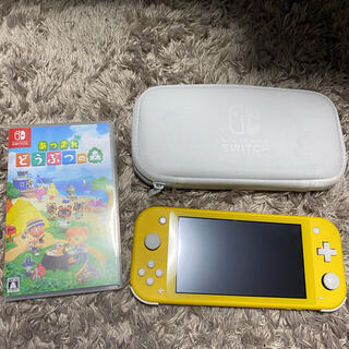 Nintendo Switch - Switchライト本体 お買得セット!