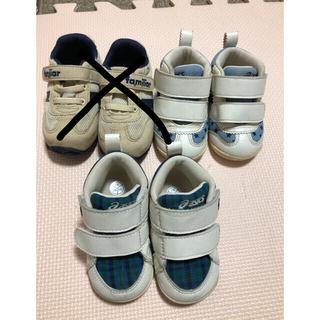 familiar - ファミリア アシックス 靴 スニーカー 12 12.5 13