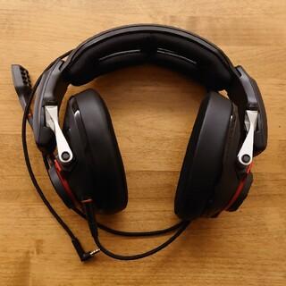 ゼンハイザー(SENNHEISER)のGSP600 ゲーミングヘッドセット(ヘッドフォン/イヤフォン)