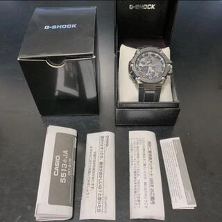 ジーショック(G-SHOCK)のG-SHOCK G-STEEL B100XA-1AJF(腕時計(アナログ))