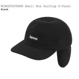 Supreme - Supreme WINDSTOPPER Small Box Earflap 黒