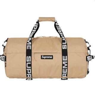 シュプリーム(Supreme)のsupreme duffle bag small 18ss(ボストンバッグ)