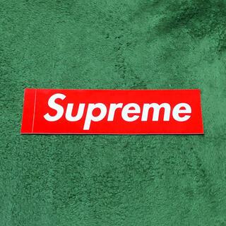 Supreme - supreme シュプリーム sticker ステッカー box logo
