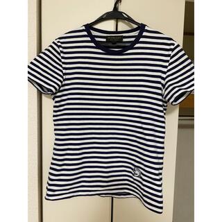 バーバリー(BURBERRY)のバーバリー 2017SS パラスヘッズボーダーTシャツ S(Tシャツ/カットソー(半袖/袖なし))