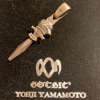 Yohji Yamamoto - yohjiyamamoto ウルフダガー ヨウジヤマモト