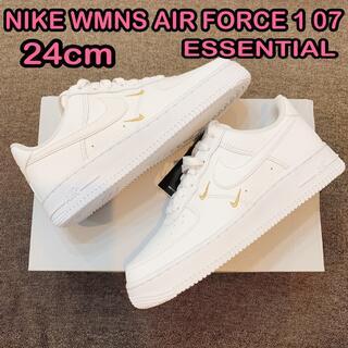 NIKE - 24cm NIKE AIR FORCE 1 07 エアフォース1 エッセンシャル