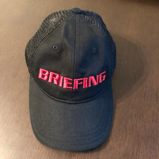 BRIEFING - BRIEFING ブリーフィング キャップ Black