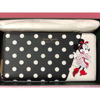 kate spade new york - katespade NEWYORK ミニーマウスコラボ財布 ケイトスペード