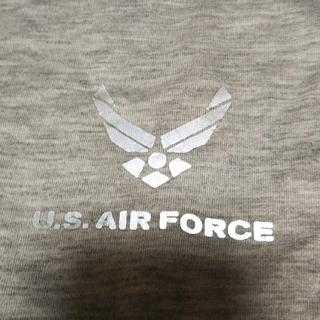 チャンピオン(Champion)の激レア U.S.AIR FORCE 両面リフレクタープリント Tシャツ①(Tシャツ/カットソー(半袖/袖なし))