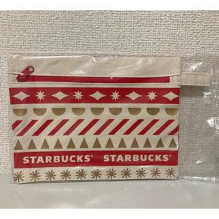 スターバックスコーヒー(Starbucks Coffee)のスターバックス ノベルティポーチ(ノベルティグッズ)