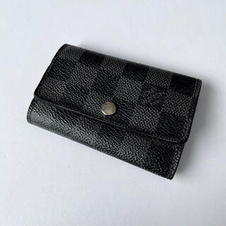 LOUIS VUITTON - 【美品】ルイヴィトン ダミエグラフィット 6連キーケース