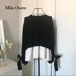 Mila Owen - 【美品】 ミラオーウェン ニット