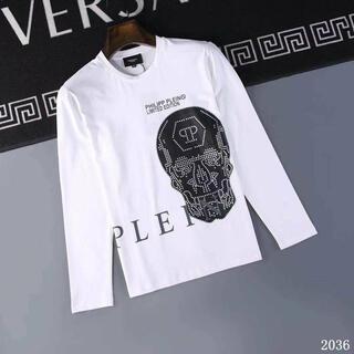 フィリップス(PHILIPS)の新作★ フィリッププレイン ロンT(Tシャツ/カットソー(七分/長袖))