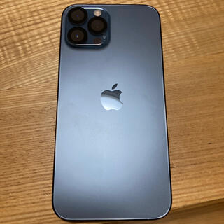 iPhone - iPhone12 promax 128G パシフィックブルー