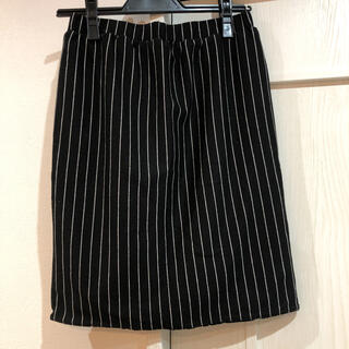 Andemiu - アンデミュウ リバーシブル膝丈スカート