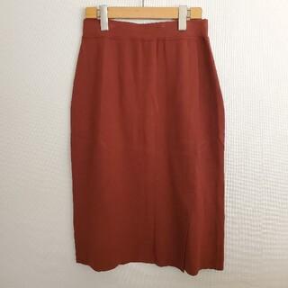プラステ(PLST)の【1999】PLST◇プラステ◇ウエストゴムタイトスカート(ひざ丈スカート)