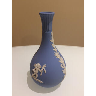 WEDGWOOD - ウェッジウッド  ジャスパー 花瓶 一輪挿し