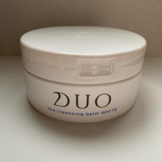 DUO(デュオ)ザ クレンジングバーム ホワイト