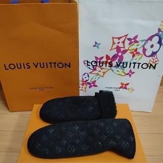 ルイヴィトン(LOUIS VUITTON)のルイヴィトン 手袋 ミトン(手袋)