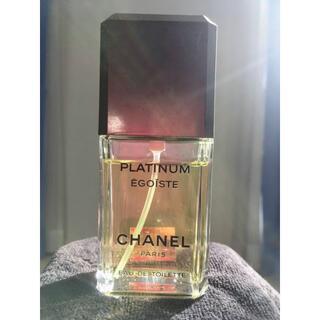 シャネル(CHANEL)のシャネル 香水 エゴイストプラチナム 50mlボトル オードトワレ(香水(女性用))