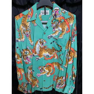 WACKO MARIA - WACKO MARIA 19AW TIMLEHI Hawaiian shirt