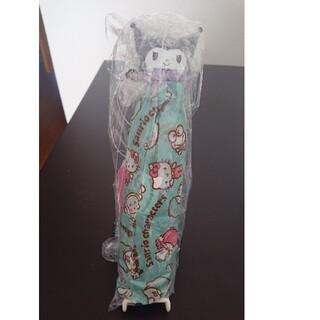 サンリオ(サンリオ)のクロミ 折りたたみ傘 サンリオ(傘)