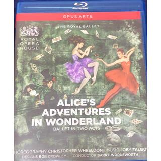 アリス・アドベンチャーズ・イン・ワンダーランド Blu-ray
