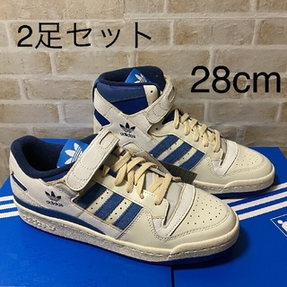 adidas - adidas FORUM 84 OG 28cm 2足セット