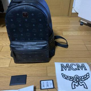 MCM - MCM リュック Lサイズ 本物 超美品