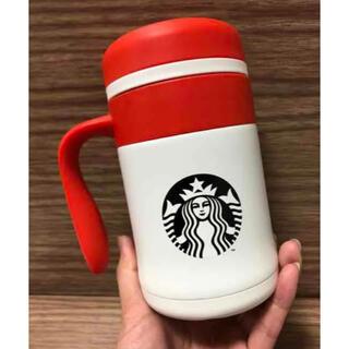 スターバックスコーヒー(Starbucks Coffee)の海外限定  スターバックス  サーモス  水筒  ハンドル   マグカップ  (水筒)