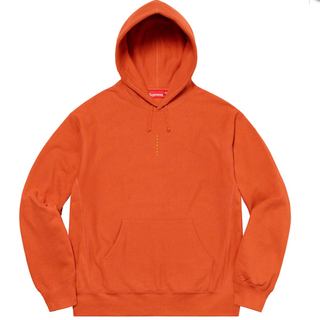 シュプリーム(Supreme)のMicro Logo Hooded Sweatshirt(パーカー)