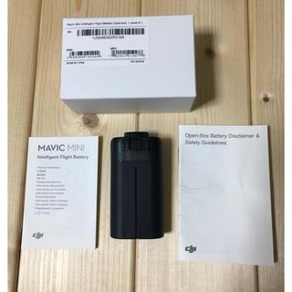 Mavic mini 2400mah 海外版バッテリーオープンボックスレベルA(ホビーラジコン)