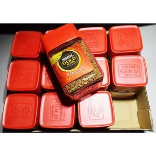 ネスレ(Nestle)のネスカフェ ネスレ ゴールドブレンド カフェインレス 30g×12個(コーヒー)