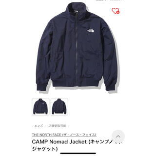 THE NORTH FACE - 新品ノースフェイス CANP NOMAD JACKET NP71932