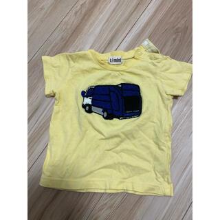 ムージョンジョン(mou jon jon)のゴミ収集車 Tシャツ(Tシャツ)