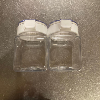 ニトリ(ニトリ)のニトリ ワンプッシュキャニスターS 2個セット(容器)