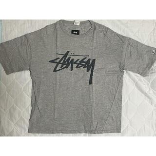 ステューシー(STUSSY)のSTUSSY × champion 半袖Tシャツ(Tシャツ(半袖/袖なし))