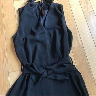 ZARA - ザラ  ベーシック コレクション オールインワン ブラック