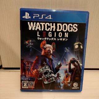 プレイステーション4(PlayStation4)のウォッチドッグス レギオン(家庭用ゲームソフト)