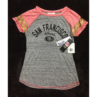 サンフランシスコ49ers レディースTシャツ 新品タグ付