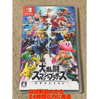 Nintendo Switch - 大乱闘スマッシュブラザーズ SPECIAL Switch 美品中古