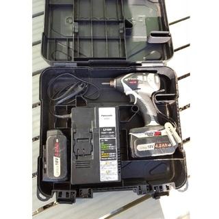 メンテナンス済 Panasonic EZ75A1 電動インパクト